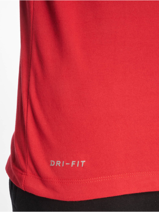 Jordan T-Shirt Iconic 23/7 rouge