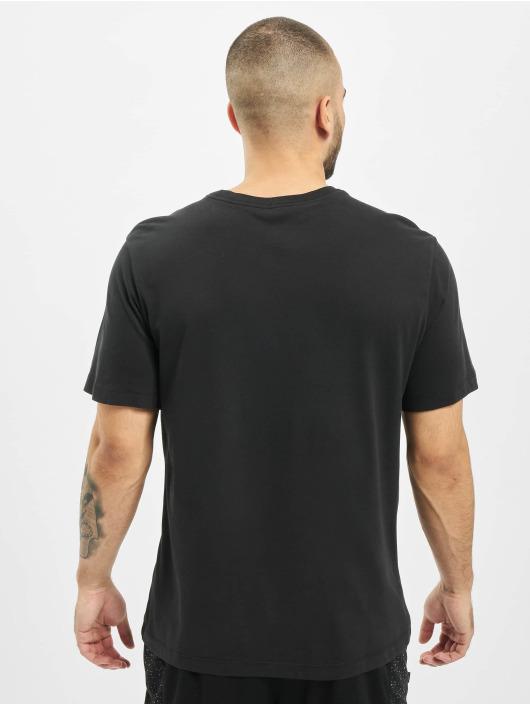 Jordan T-Shirt Jumpman DFCT schwarz
