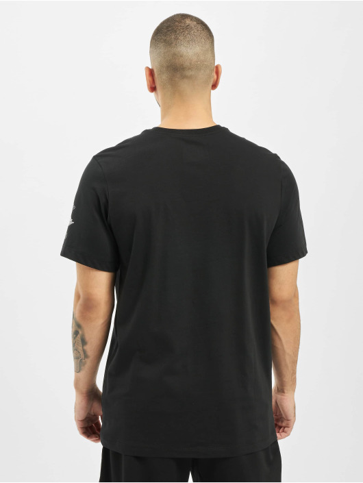 Jordan T-Shirt SS CTN The Man Crew schwarz