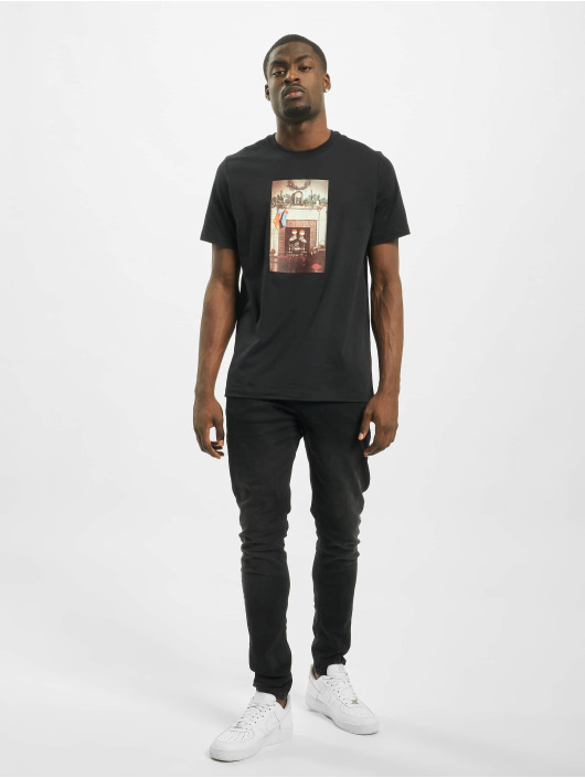 Jordan T-Shirt Mike Air schwarz