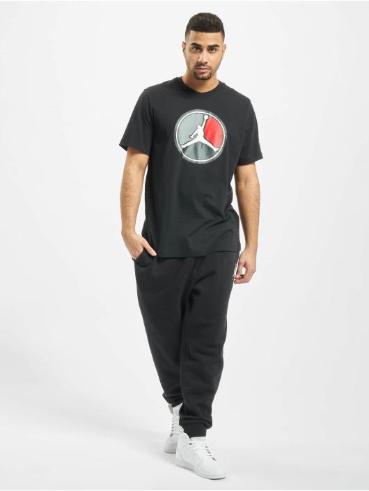 Jordan T-Shirt Remastered HBR Crew schwarz