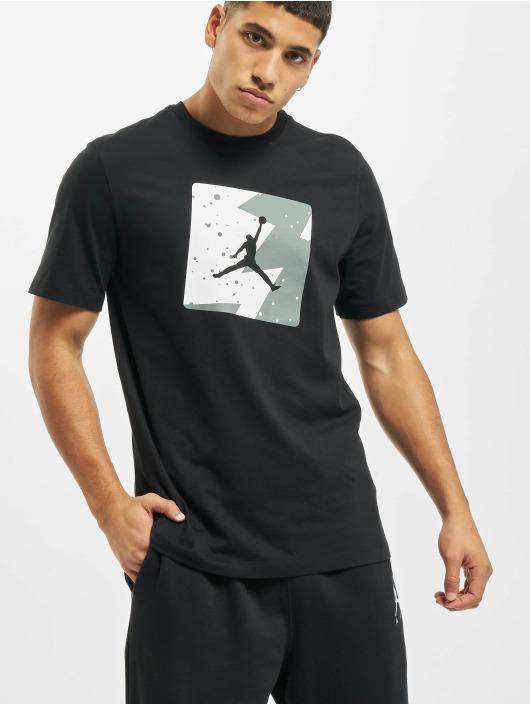 Jordan T-Shirt Poolside Crew schwarz