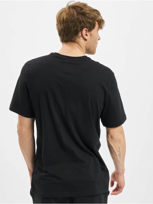 Jordan T-Shirt HBR Stretch Crew schwarz