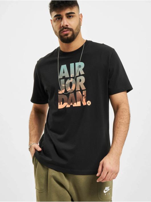 Jordan T-Shirt M J Jmc SS Gfx Crew schwarz