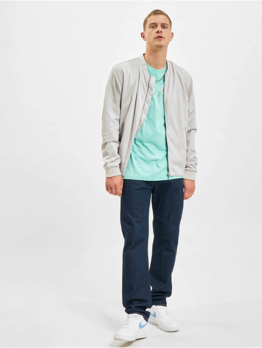 Jordan t-shirt M J Brand Jumpman 23 Air SS turquois