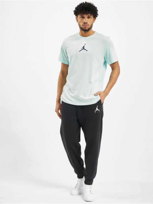 Jordan T-Shirt Jumpman Defect SS Crew turquoise