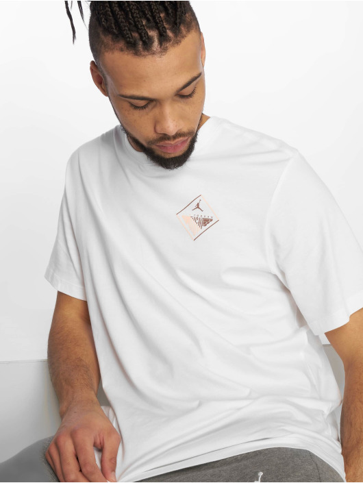 Jordan T-shirt Wings Flight Logo vit
