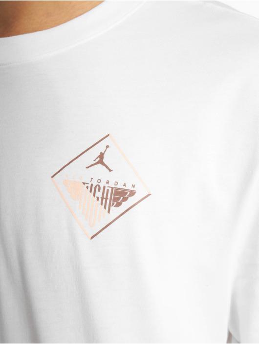 Jordan T-Shirt Wings Flight Logo weiß