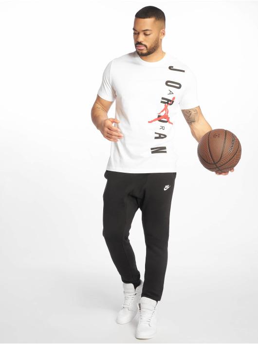 Jordan T-Shirt Hbr Vertical weiß