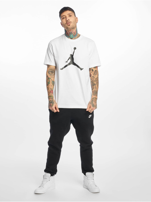 Jordan T-Shirt Jumpman SS Crew weiß