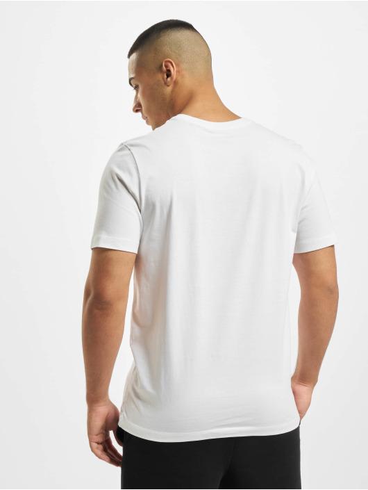 Jordan T-Shirt Jumpman Crew weiß