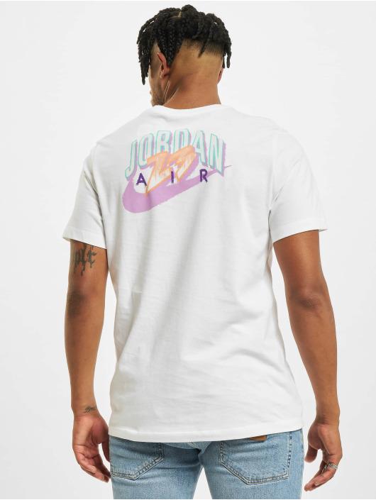 Jordan T-Shirt M J Brand weiß