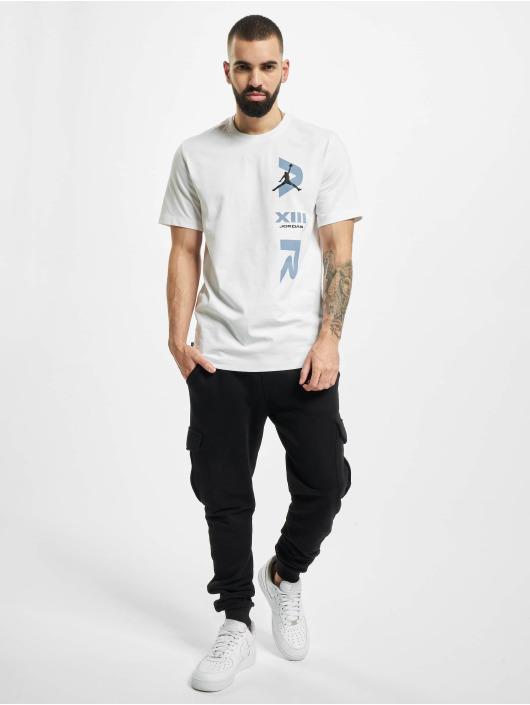 Jordan T-Shirt Legacy AJ13 white