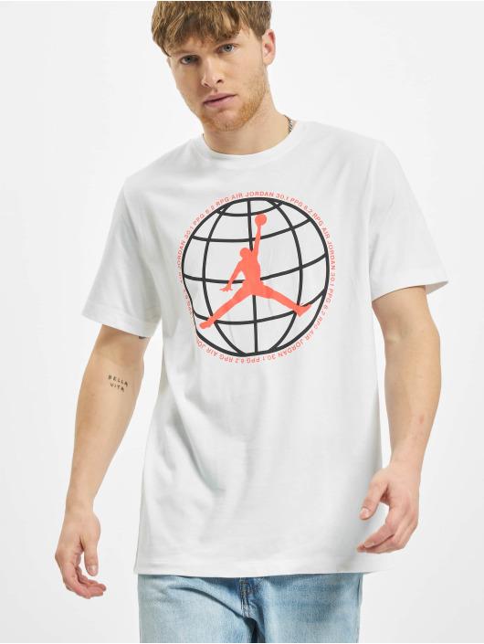 Jordan T-Shirt M J Mountainside white