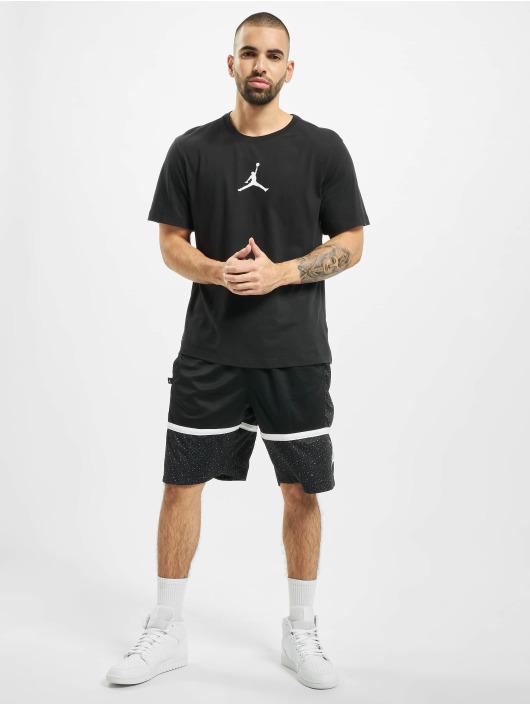 Jordan t-shirt Jumpman DFCT zwart