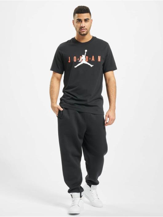 Jordan t-shirt Air zwart