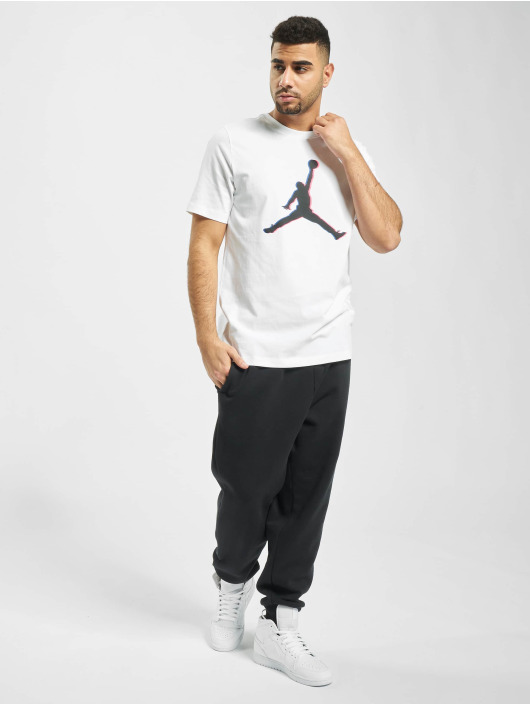 Jordan T-Shirty Jumpman 23 D bialy