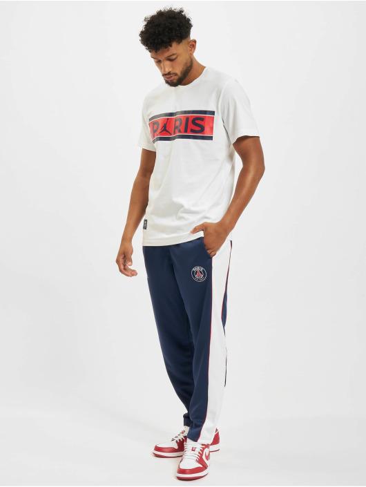 Jordan T-Shirty PSG bialy