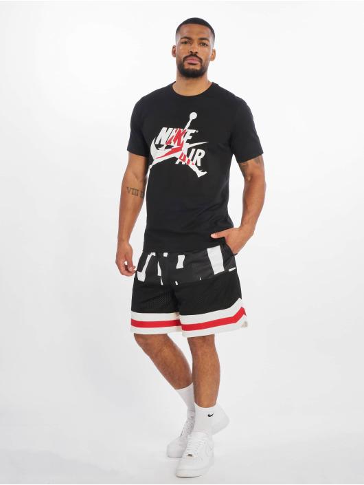 Jordan T-Shirty JM Classics Crew czarny