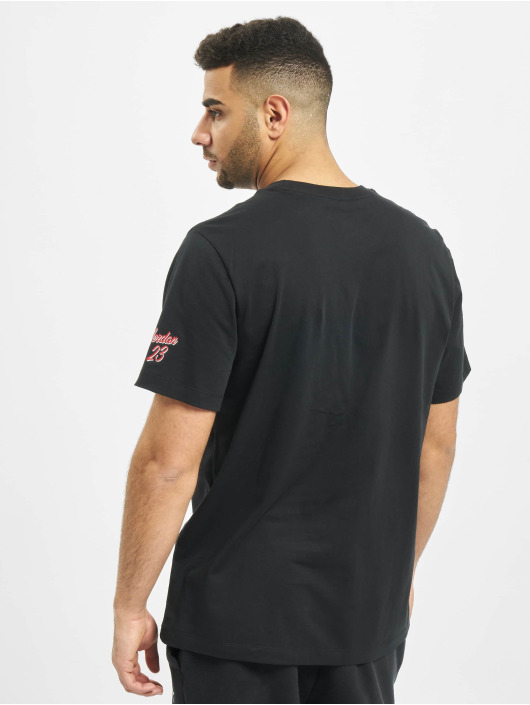Jordan T-Shirty Remastered HBR Crew czarny
