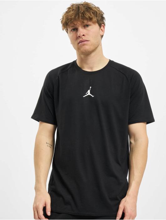 Jordan T-Shirty Air SS czarny