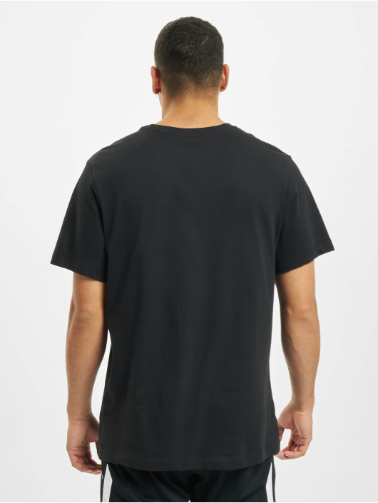 Jordan T-Shirty Jumpman Defect SS Crew czarny