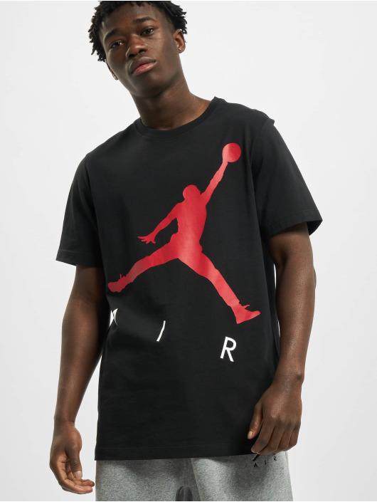 Jordan T-Shirty Jumpman Air Hbr czarny