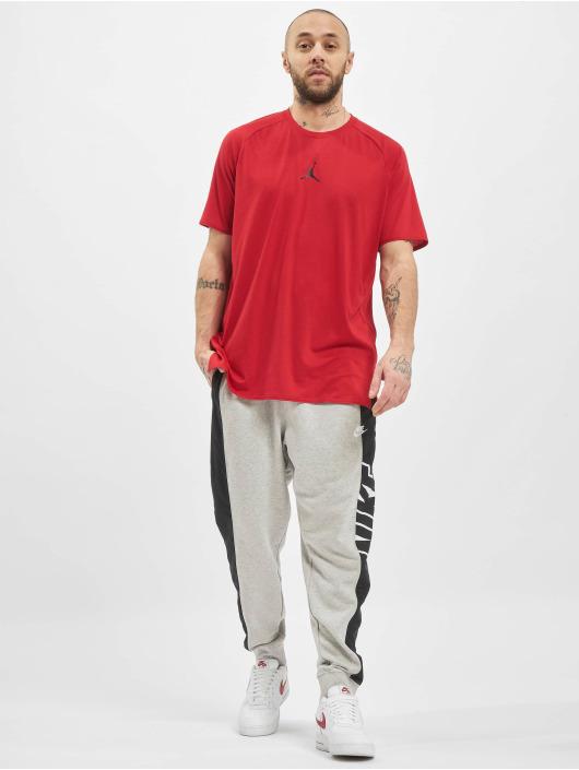 Jordan T-Shirty Air SS czerwony