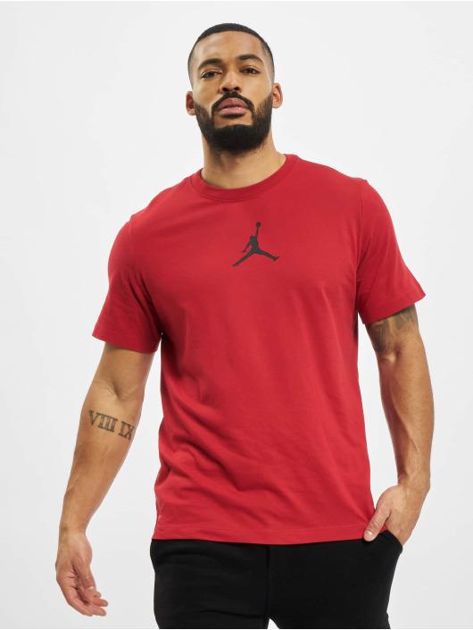Jordan T-Shirty Jordan Jumpman czerwony