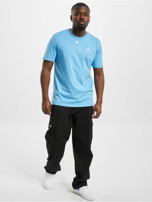 Jordan T-Shirty Jumpman Air Embrd niebieski
