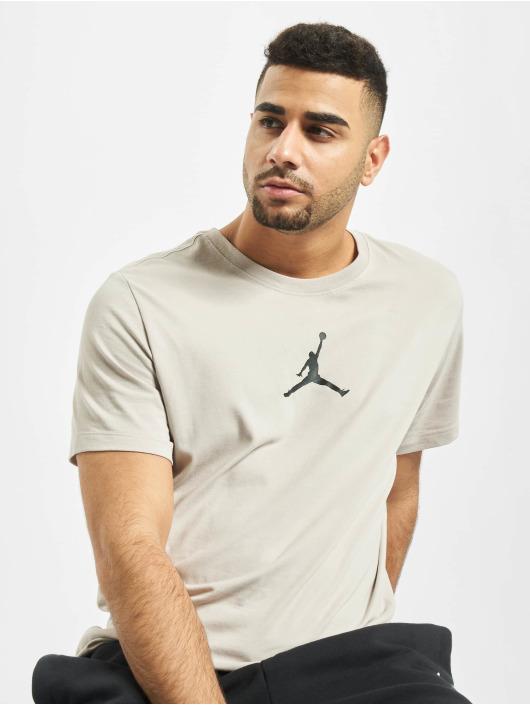 Jordan T-skjorter Jumpman Crew beige