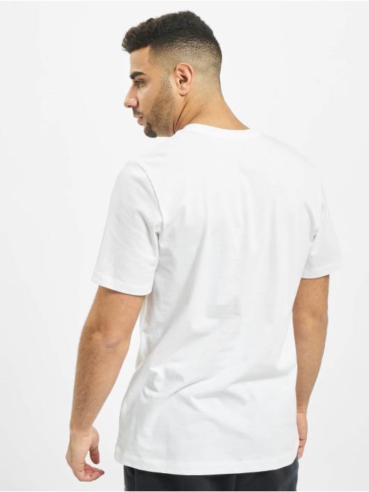Jordan T-skjorter Jump Crew hvit