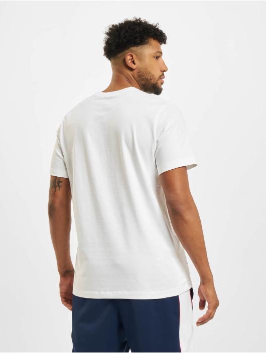 Jordan T-skjorter PSG hvit