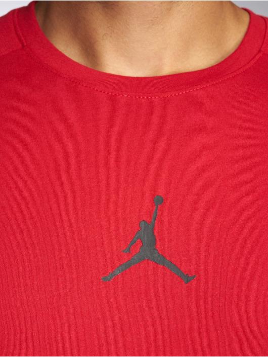 Jordan T-skjorter Dry 23 Alpha Training red