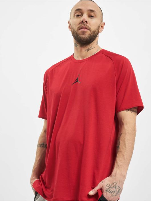 Jordan T-skjorter Air SS red