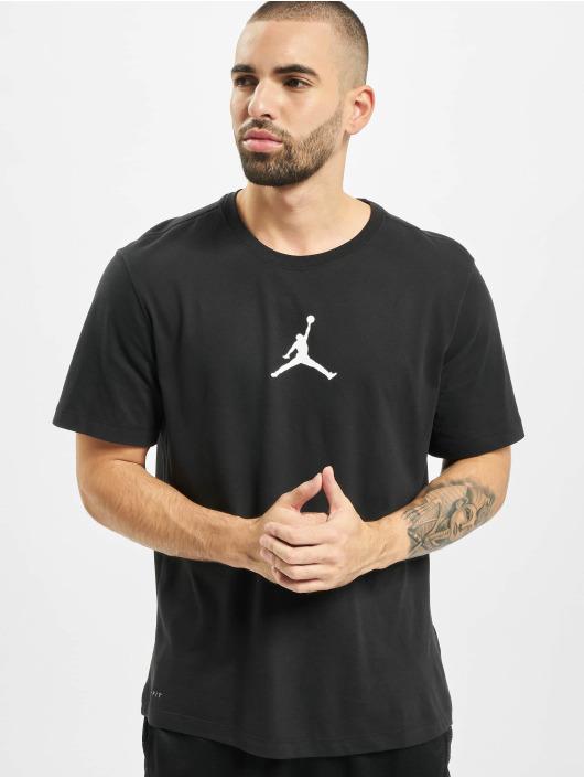 Jordan T-skjorter Jumpman DFCT svart