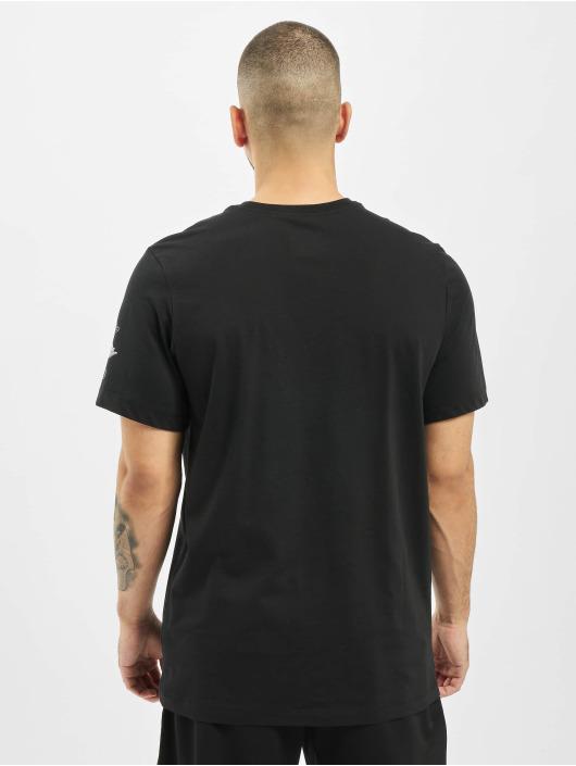 Jordan T-skjorter SS CTN The Man Crew svart