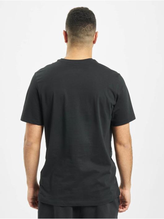 Jordan T-skjorter Jumpman Classics HBR Crew svart