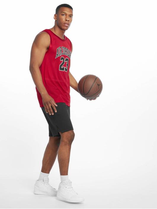 Jordan Tank Tops DNA Distorted red