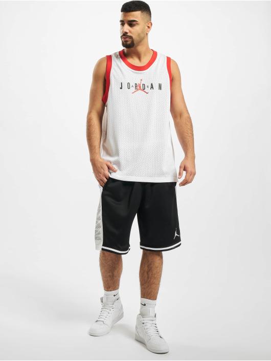 Jordan Tank Tops Jumpman Sport DNA valkoinen