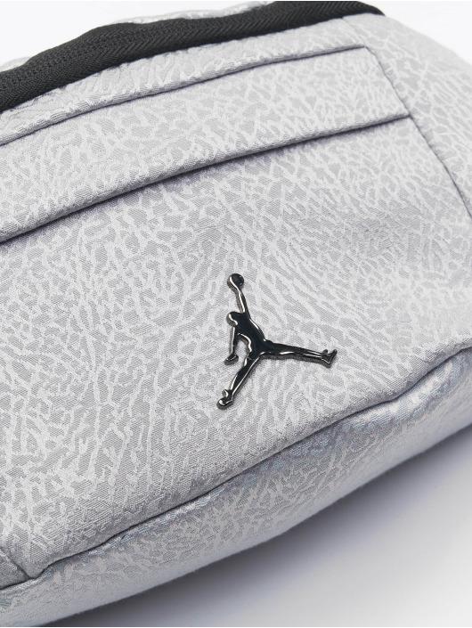 Jordan Tasche Ele Jacquard grau