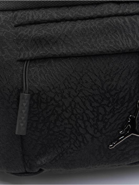 Jordan Tasche Ele Jacquard schwarz