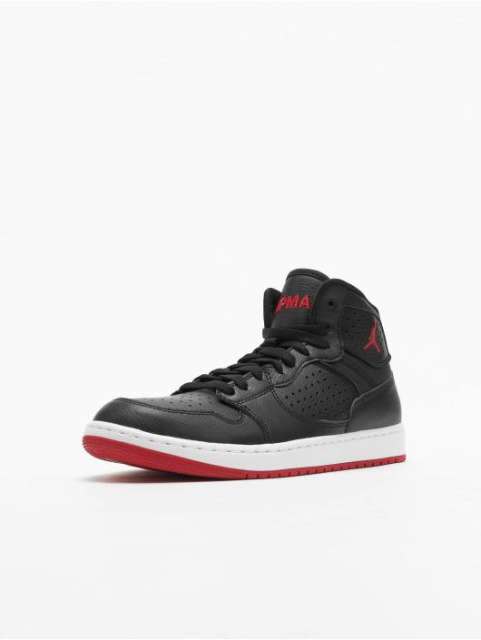 Jordan Access Sneakers BlackGym RedWhite