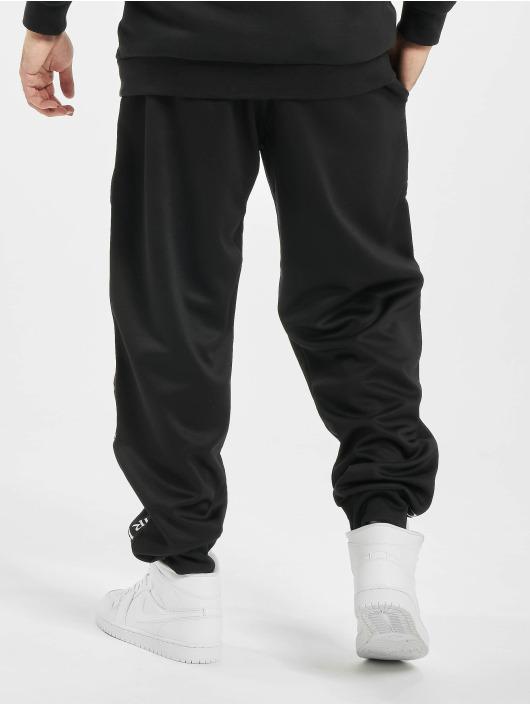 Jordan tepláky JM Classic Tricot Warmup èierna