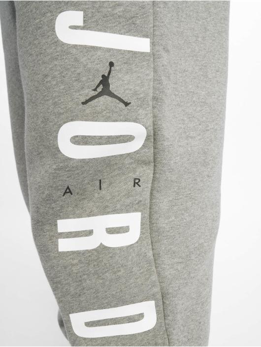 Jordan tepláky Jumpman Air šedá