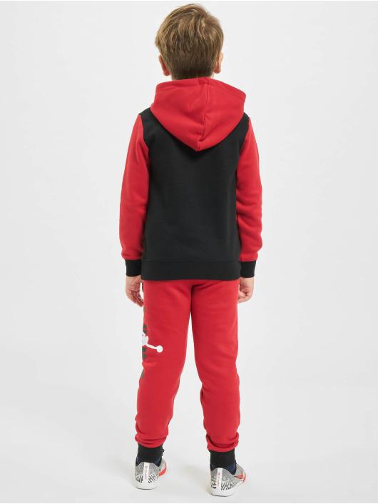 Jordan Trainingspak Jumpman Sideline rood