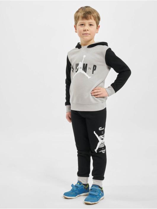 Jordan Trainingspak Jumpman Sideline zwart