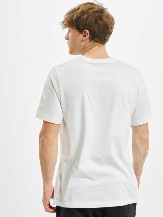 Jordan Tričká HBR Stretch Crew biela