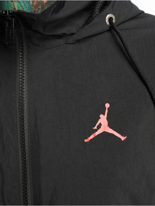 Jordan Übergangsjacke Diamond Cement schwarz