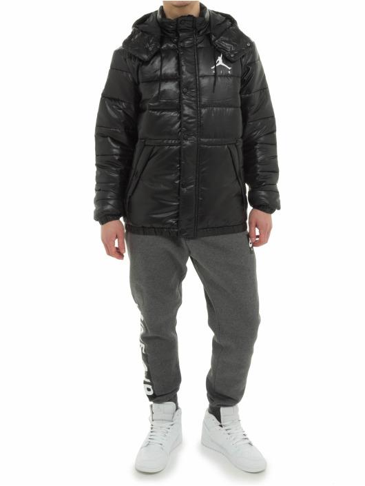 Jordan Winterjacke Jumpman schwarz